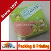 Impresión de encargo impresa a todo color del libro de colorante del atascamiento perfecto, compartimientos de la impresión
