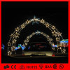 Мотив Light Decor Christmas Arched СИД 3D улицы
