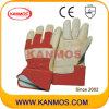 handschoenen van het Werk van de Winter van de Bedrijfsveiligheid van het Leer van de Korrel van de Zweep Thinsulate van 3m de Warme (12301)