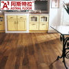 Grain de madeira Brown Color 5.5mm WPC Flooring