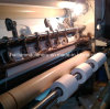 Hochgeschwindigkeitsscherblock, der Papierherstellung-Maschine aufschlitzt
