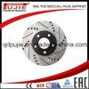 Rendimento elevato due parti rotore perforato e scanalato della traversa del carbonio del freno (PJCBD007)