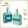 新しいデザインによって薄板にされるRPETのショッピング・バッグ、再使用可能なRPET袋