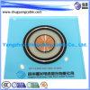 XLPE ha isolato/cavo elettrico inguainato Al/PVC ondulato di alta tensione