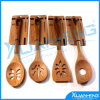 手仕事Wooden ForkおよびSpoon Set