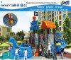 Navio Pirata equipamentos de playground para crianças para a escola Hf-13702