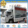 Chery 6 toneladas de veículo móvel ao ar livre do diodo emissor de luz do caminhão 4X2 do anúncio