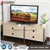 Neuer Entwurfs-Stahl-Hölzerne Möbel für Fernsehapparat-Speicher und Bildschirmanzeige
