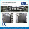Puerta del garage de la PU del precio de fábrica y cadena de producción de la placa del refrigerador