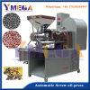 Нажмите кнопку с возможностью горячей замены и нажмите кнопку холодного масла семян Camellia машинного масла принятия решений
