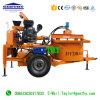 M7mi Super massa argilosa máquinas máquina de tijolo de intertravamento