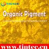 Amarillo orgánico 128 del pigmento para el plástico (amarillo verdoso)