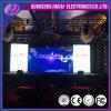 P4 Tela LED de cores interiores para concertos