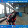 Guter Preis hydraulischer Scherblock-Absaugung-des Baggers des Zoll-6 Inch-24