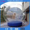 Neuer Entwurfs-Weihnachtsfeiertags-aufblasbare Schnee-Kugel für Verkauf