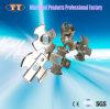 Части Silver-Plated точности CNC подвергая механической обработке электрические