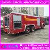 La unidad plena de la calidad militar de 6X6 barata HOWO Camión Contra Incendios
