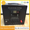 como sistema de iluminación solar portable de la venta caliente solar 30W 40W para el hogar