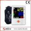 Monitor automático da pressão sanguínea de úmero de Digitas, portátil e perfeito para o uso Home