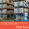 Beroeps van China paste de Regelbare Op zwaar werk berekende Rekken van de Pallet van de Materiële Opslag van het Staal aan