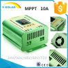 72V/60V/36V/48V/24V MPPT-10AMP Li-Batterie Solarregler Mpt-7210A