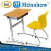 School ajustável Table e Chair para School Furniture, Hot Sale Plastic Chair