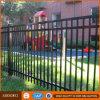 Tuyau en acier galvanisé Cour avant la clôture