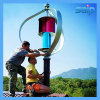 3kw Maglev Vertical Wind Turbine Generator Power System (MWT-3000)