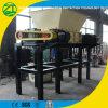 Fábrica de plástico de madera / Neumáticos / Neumáticos / caucho / Pellet, papel, libros Shredder
