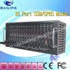 GSM/GPRS /Edge 지원 16 SIM Card/SMA 안테나 전산 통신기