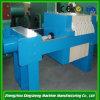 Machine de plaque et de filtre de bâti