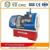 De horizontale CNC van het Wiel van de Legering van de Auto Machine van de Reparatie van de Rand van de Draaibank