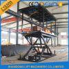Kundenspezifischer hydraulische bewegliche Garage-doppelter Plattform-Auto-Selbstaufzug