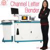 Letra de canaleta longa da máquina do dobrador da vida de ciclo de Bytcnc