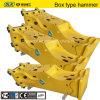 Disjuntor da máquina escavadora de Kobelco Sk450-6, disjuntor hidráulico, martelo, Breakr
