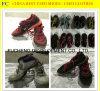La buena calidad al por mayor usada calza los zapatos grandes de los deportes