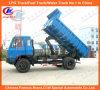 160HP 4X2 Dongfeng Tipper Truck Dongfeng Dump Truck