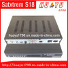 Selling quente Digital Satellite Receiver IPTV e DVB-S2 Satxtrem S18
