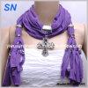 2014 de Nieuwe Sjaal van de Tegenhanger van het Metaal van de Manier Dwars (SNSMQ1049)