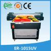 Hohe Auflösung-Digital-UVflachbettmetalldrucken-Maschine