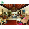 Het tropische Unieke Meubilair van de Woonkamer van Indonesië van het Hotel van de Stijl van de Villa Houten