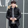 Venta al por mayor al aire libre del abrigo esquimal del invierno del hombre de la alta calidad