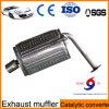 중국 공장에서 차 부속품 배기 장치 관