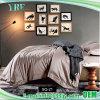 綿の別荘の快適で贅沢なベッドの羽毛布団カバー