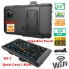 Tablette PC des Auto-neue 5.0 mit Auto GPS Navation, androides OS, volles HD1080p Auto DVR, Handels-für in der Auto-Parken-Kamera, Adas Auto-Flugschreiber; Eingebauter G-Fühler
