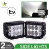 측면광 방수 지프 트럭 소형 3inch 45W 정연한 헤드라이트 LED 일 빛