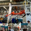 máquina del revestimiento del laser de la robusteza 3D usar una guía linear de Taiwán