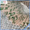 Tubo gris blanco del PVC del abastecimiento de agua