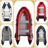 De Opblaasbare Vissersboot van uitstekende kwaliteit voor Volwassen Opblaasbaar pvc van de Kajak