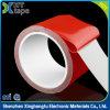 최신 판매 빨간 방출 강선 아크릴 Vhb 절연제 거품 두 배는 테이프 편들었다
